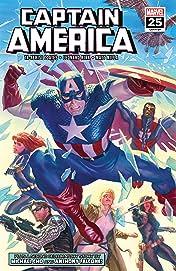 Captain America (2018-) No.25
