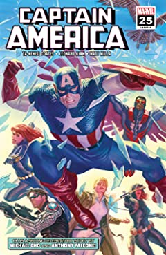 Captain America (2018-) No.25