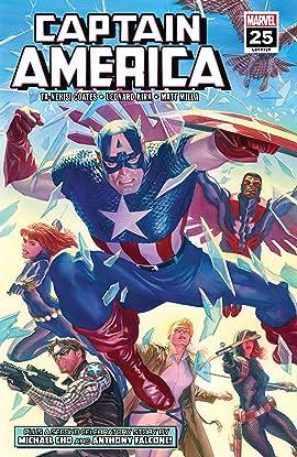 Captain America (2018-) #25