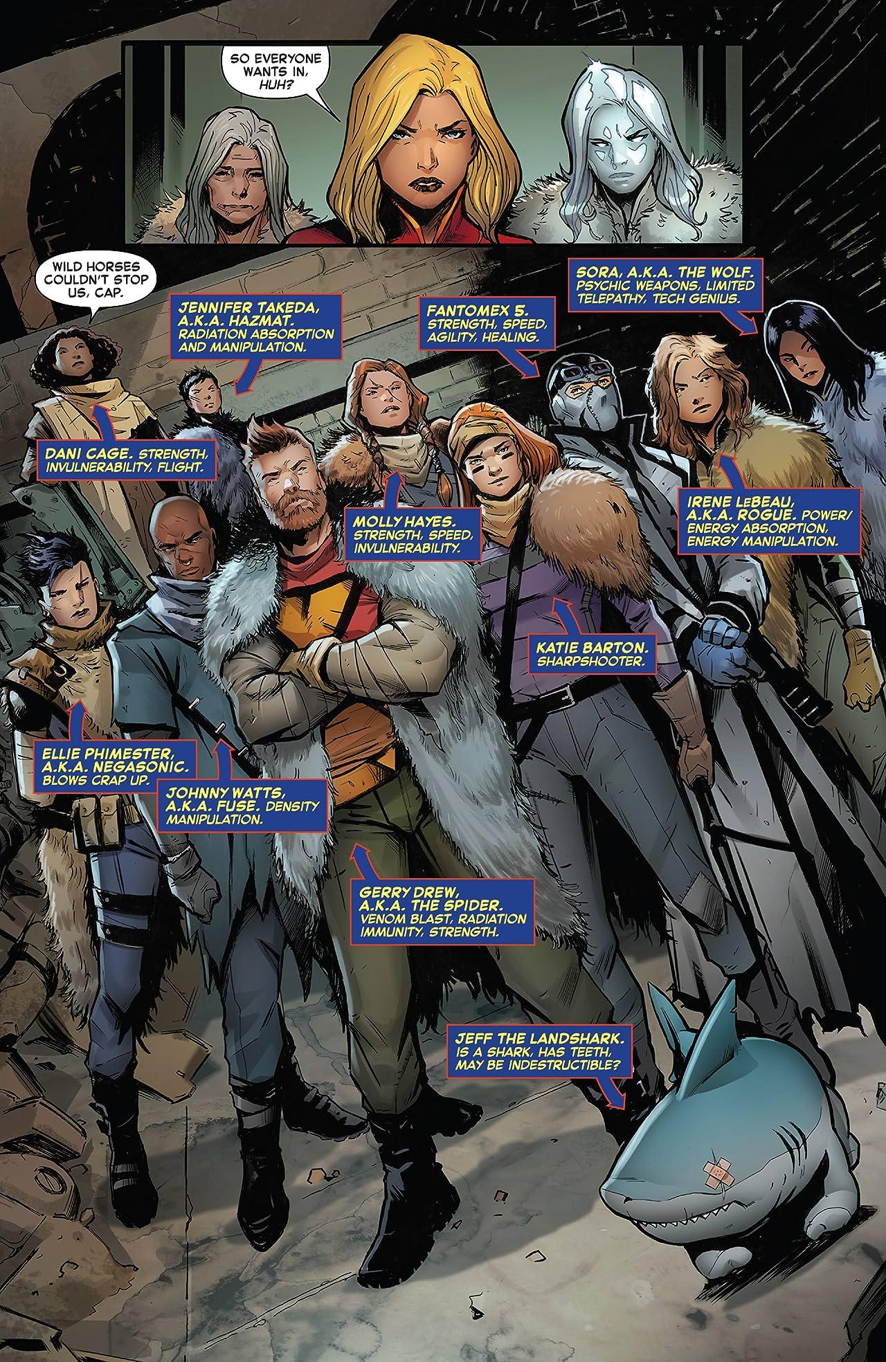 Captain Marvel (2019-) #23