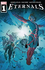 Eternals (2021-) #1