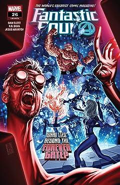 Fantastic Four (2018-) #26