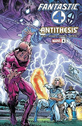 Fantastic Four: Antithesis (2020) No.4 (sur 4)