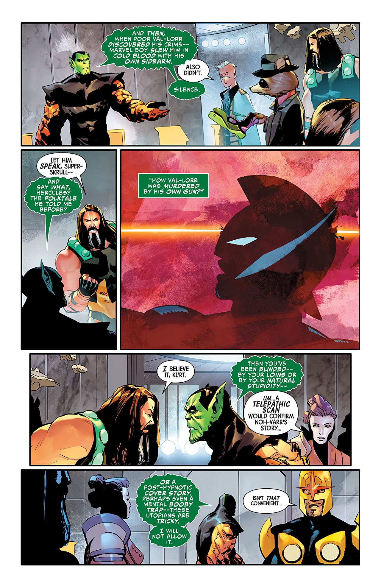 Guardians Of The Galaxy (2020-) #8