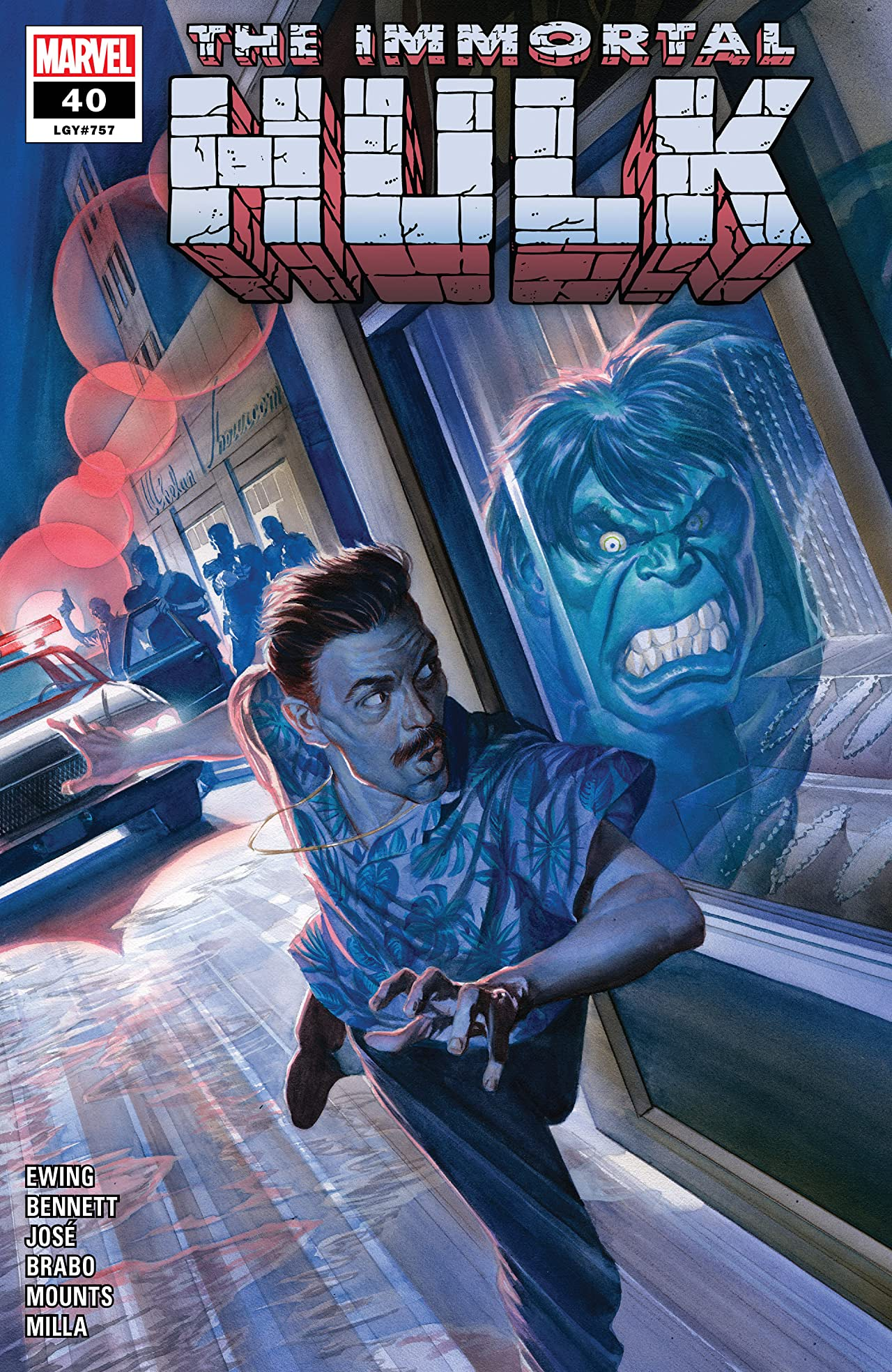 Immortal Hulk (2018-) #40