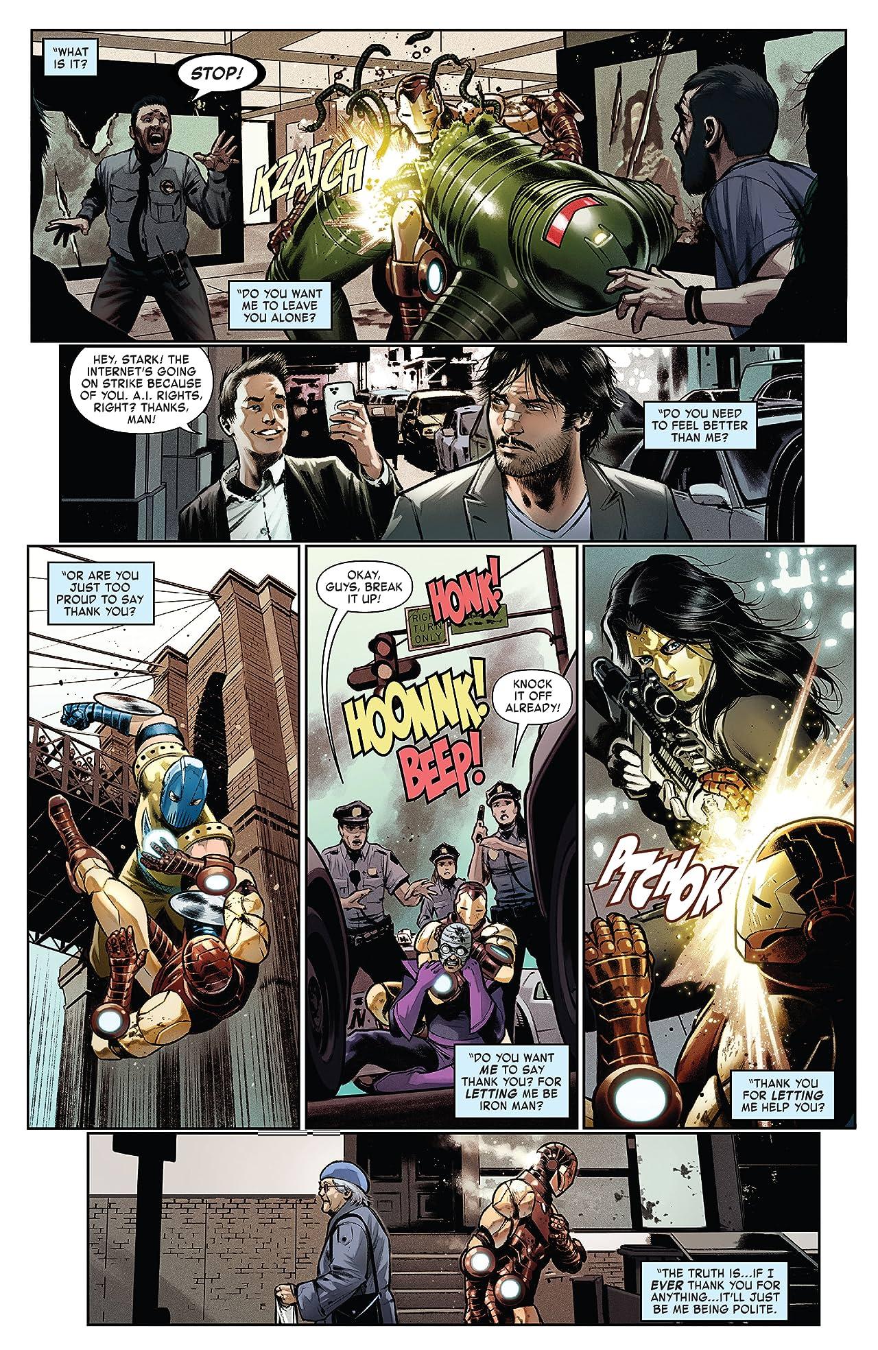 Iron Man (2020-) #3
