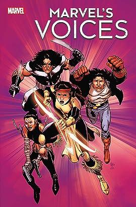 Marvel's Voices: Indigenous Voices (2020) #1