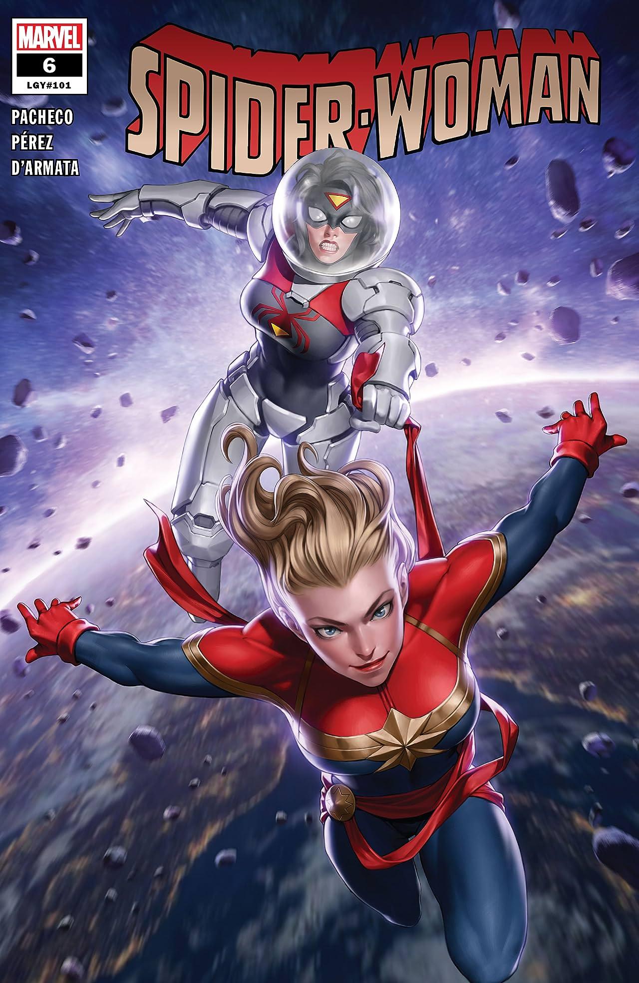 Spider-Woman (2020-) #6