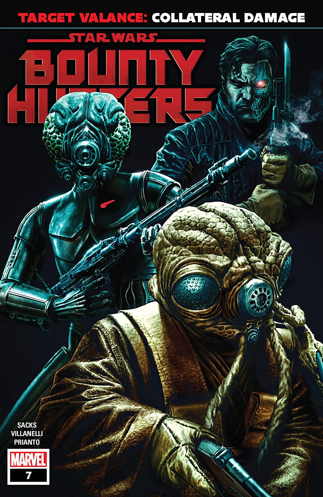 Star Wars: Bounty Hunters (2020-) #7