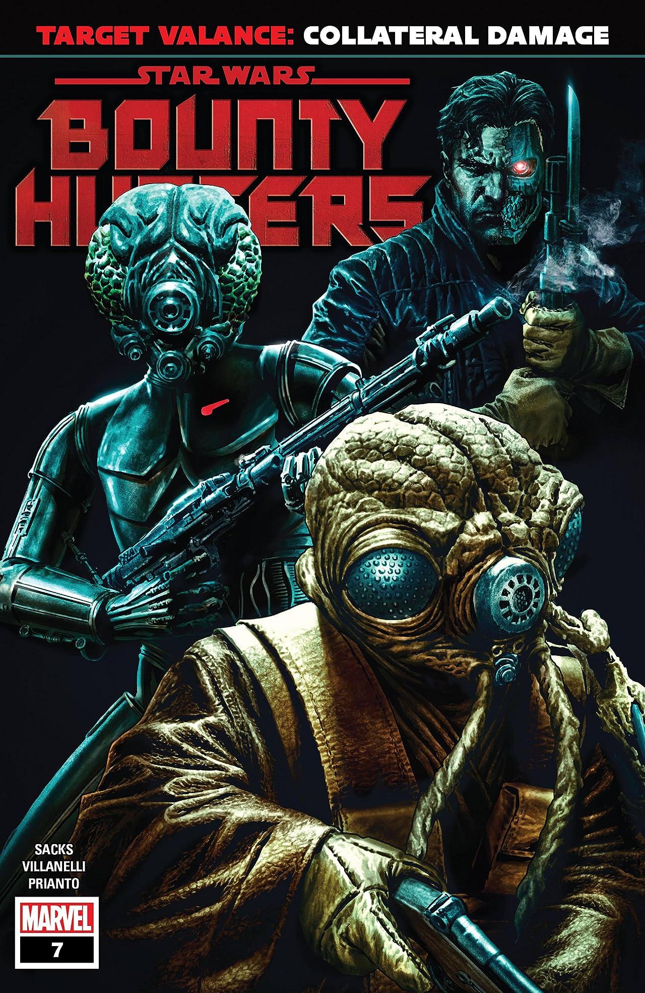 Star Wars: Bounty Hunters (2020-) No.7