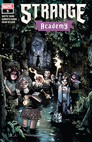 Strange Academy (2020-) No.5