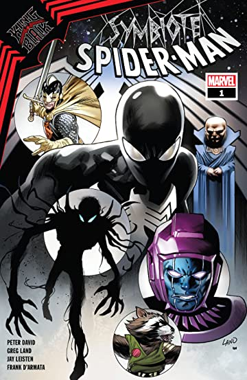 Symbiote Spider-Man: King In Black (2020-) #1 (of 5)