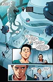 The Rise Of Ultraman (2020-2021) #3 (of 5)