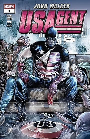 U.S.Agent (2020-) #1 (of 5)
