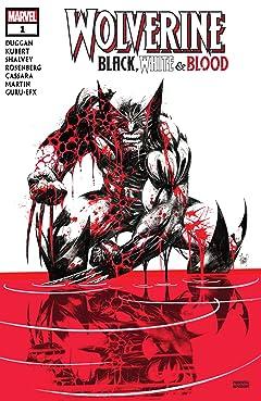 Wolverine: Black, White & Blood (2020-) #1 (of 4)