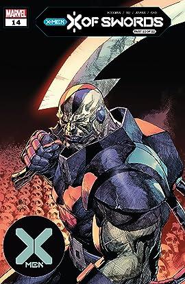 X-Men (2019-) #14