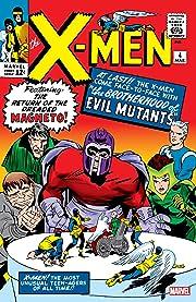 X-Men (1963-2011) #4: Facsimile Edition
