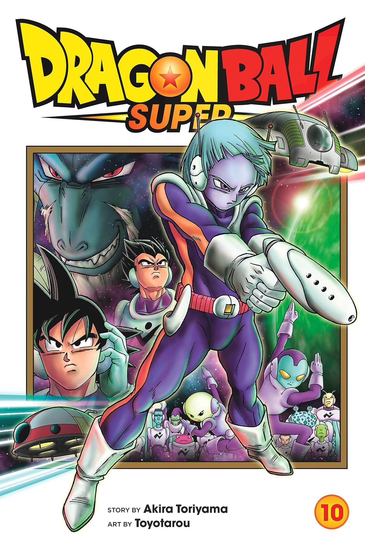 Dragon Ball Super Vol. 10: Moro's Wish