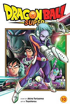Dragon Ball Super Tome 10: Moro's Wish