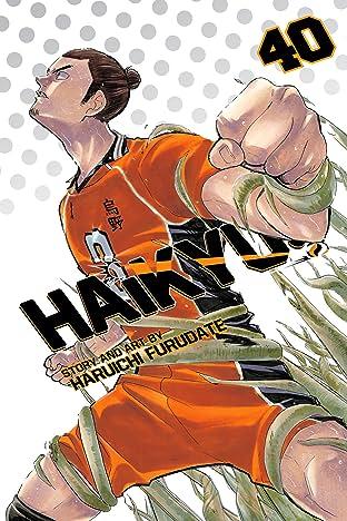 Haikyu!! Vol. 40: Affirmation
