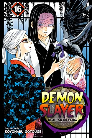 Demon Slayer: Kimetsu no Yaiba Vol. 16: Undying