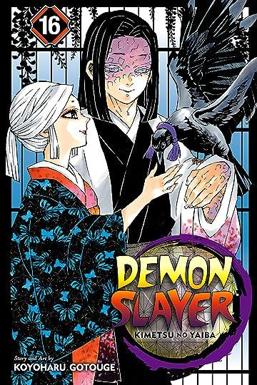 Demon Slayer: Kimetsu no Yaiba Vol. 16: Undying