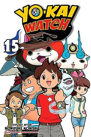 YO-KAI WATCH Tome 15