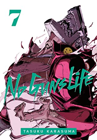 No Guns Life Tome 7