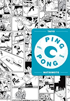 Ping Pong Tome 1