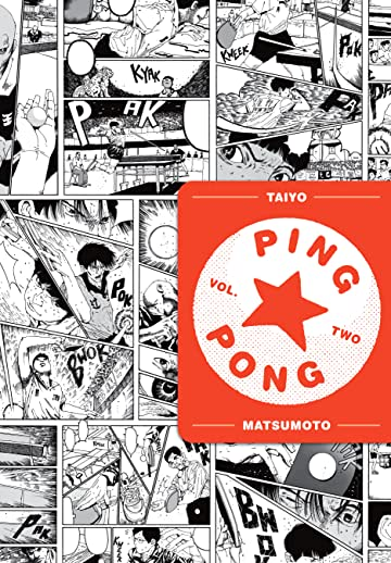 Ping Pong Tome 2