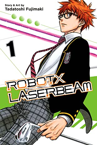 ROBOTxLASERBEAM Vol. 1: I'm Not Going Out To Play Golf