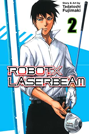 ROBOTxLASERBEAM Vol. 2: The Secret of the Laser Beam