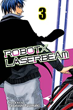 ROBOTxLASERBEAM Vol. 3: Resolution