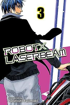 ROBOTxLASERBEAM Vol. 3: Resolution
