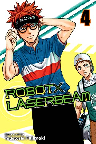 ROBOTxLASERBEAM Vol. 4: The World Of Pros
