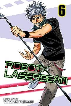 ROBOTxLASERBEAM Vol. 6: Ginro x Robo