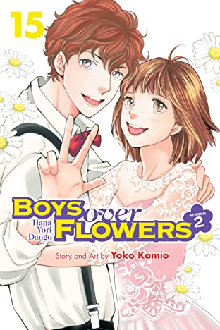 Boys Over Flowers Season 2 Tome 15