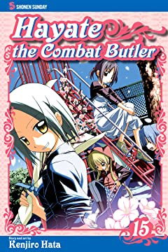 Hayate the Combat Butler Vol. 15
