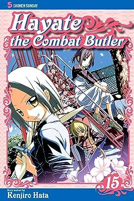 Hayate the Combat Butler Vol. 15