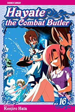 Hayate the Combat Butler Vol. 16