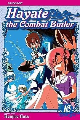 Hayate the Combat Butler Vol. 16