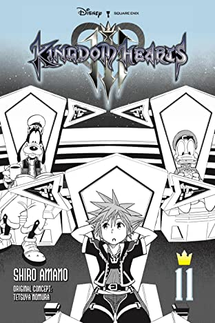 Kingdom Hearts III #11