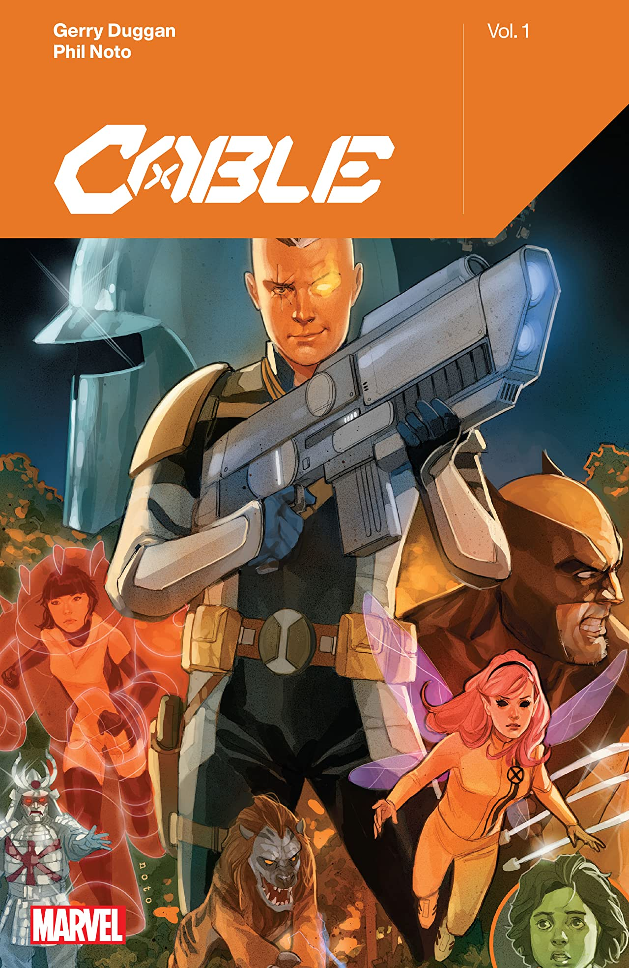 Cable by Gerry Duggan Tome 1