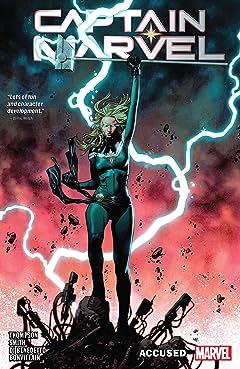 Captain Marvel Vol. 4: Accused