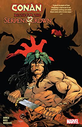 Conan: Battle For The Serpent Crown