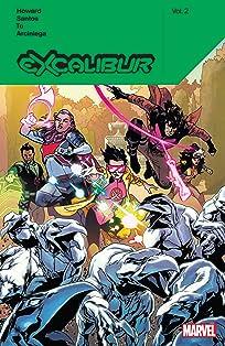 Excalibur by Tini Howard Vol. 2
