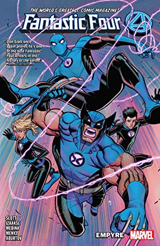 Fantastic Four Tome 6: Empyre