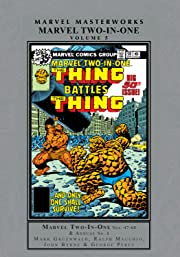 Marvel Two-In-One Masterworks Vol. 5