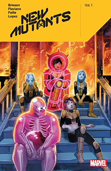 New Mutants by Ed Brisson Vol. 1