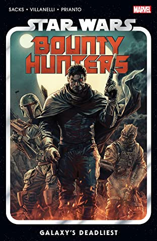 Star Wars: Bounty Hunters Tome 1: Galaxy's Deadliest